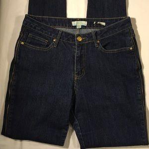 Niki Minaj Jeans Womens 11/12 Zipper Trim